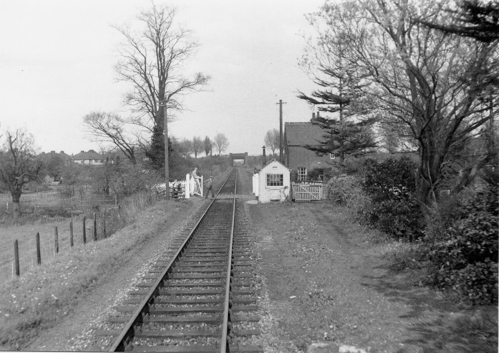 Nast Hyde Halt and Ellenbrook Level Crossing 009