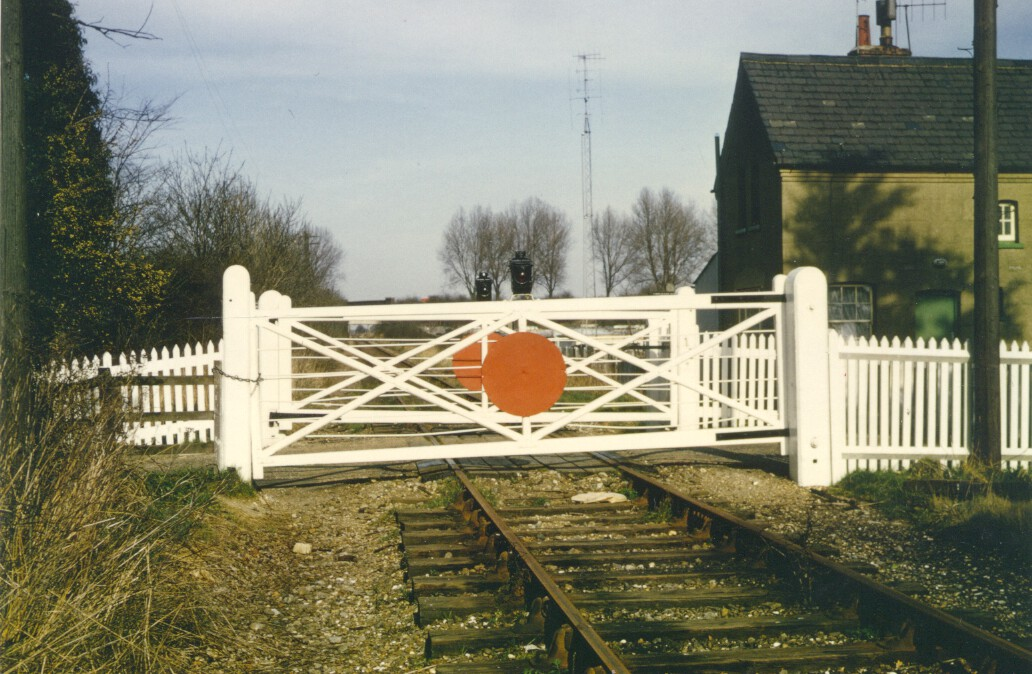 Nast Hyde Halt and Ellenbrook Level Crossing 004
