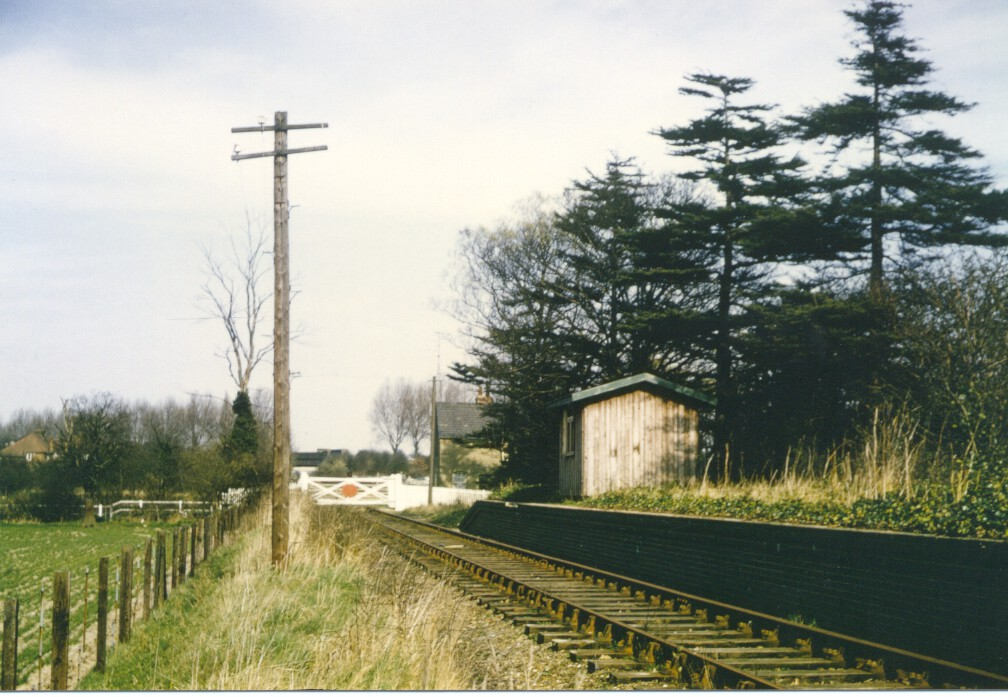 Nast Hyde Halt and Ellenbrook Level Crossing 005
