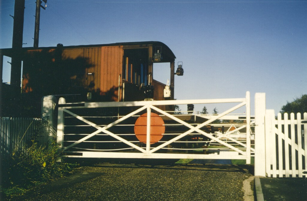 Nast Hyde Halt and Ellenbrook Level Crossing 007